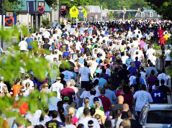 Bel Air Town Run 2012